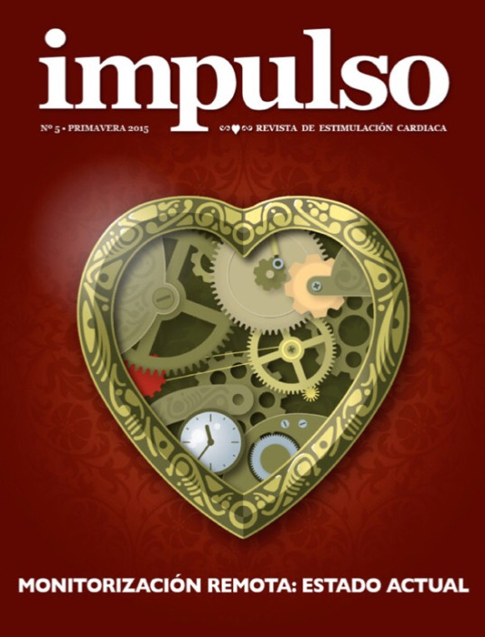Revista Impulso. Diseño web por Visual Thinking