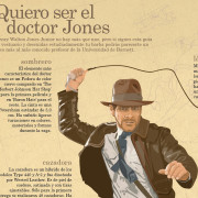 Infografía Indiana Jones